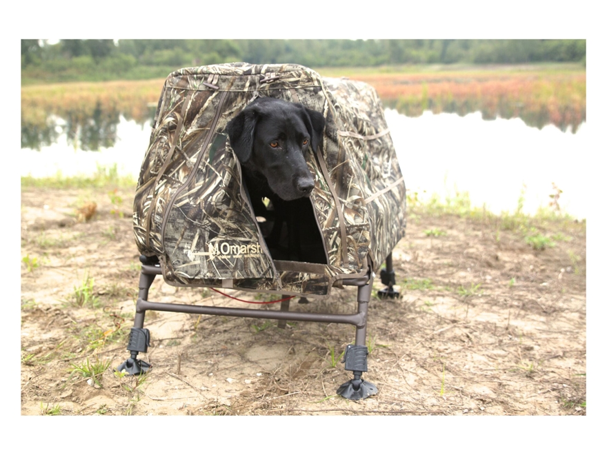 MOmarsh Invisilab G2 Dog Blind/Stand/Crate
