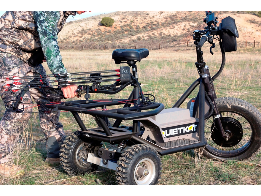 Quietkat Hunting Scooter Reviews QuietKat Ranche...