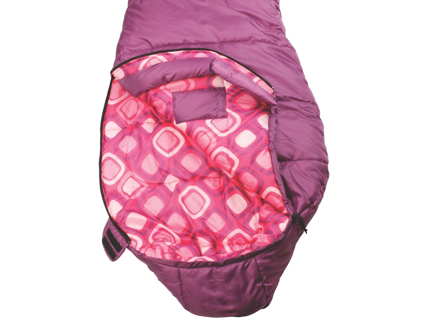 Coleman Youth 30 Degree Mummy Sleeping Bag