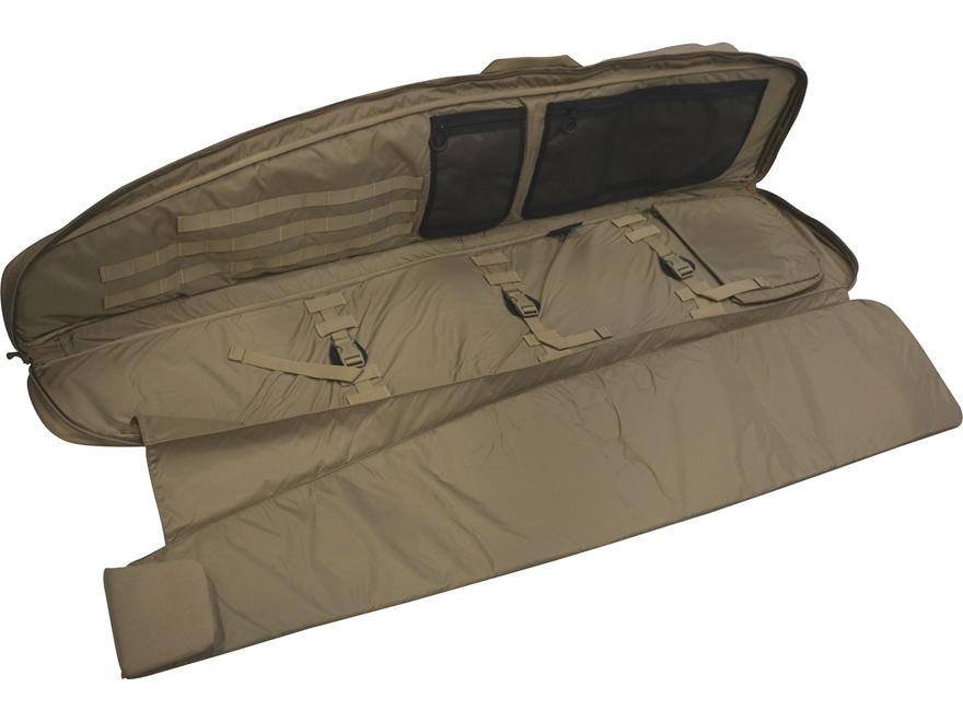 eberlestock sniper sled drag bag rifle