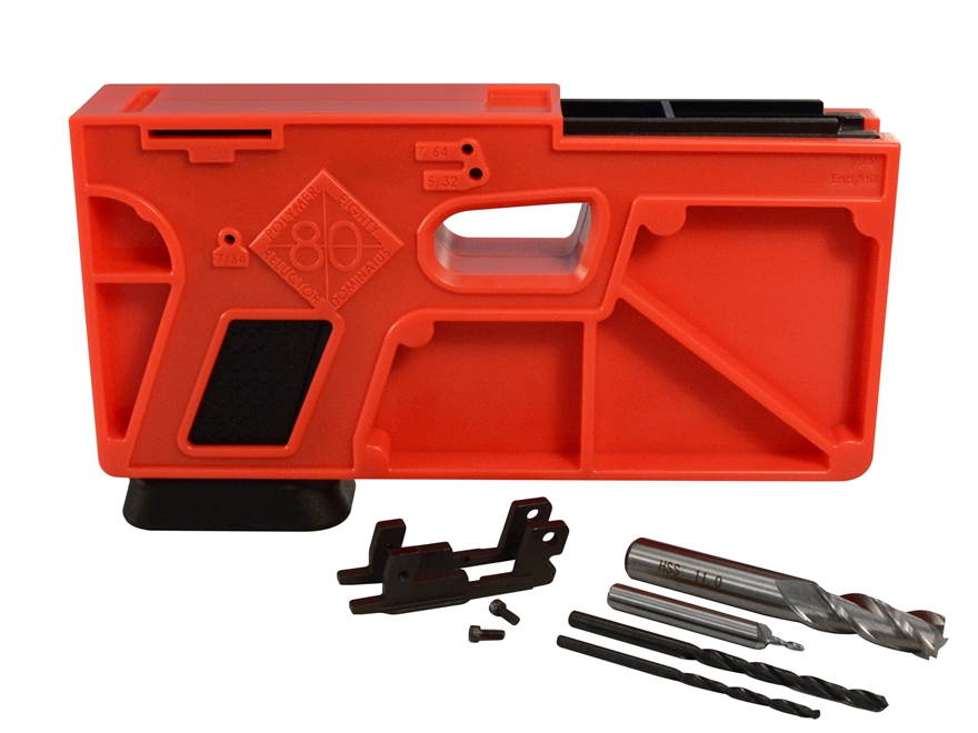 Polymer80 Pf940v1 5 80 Pistol Frame Kit Glock 17 Upc