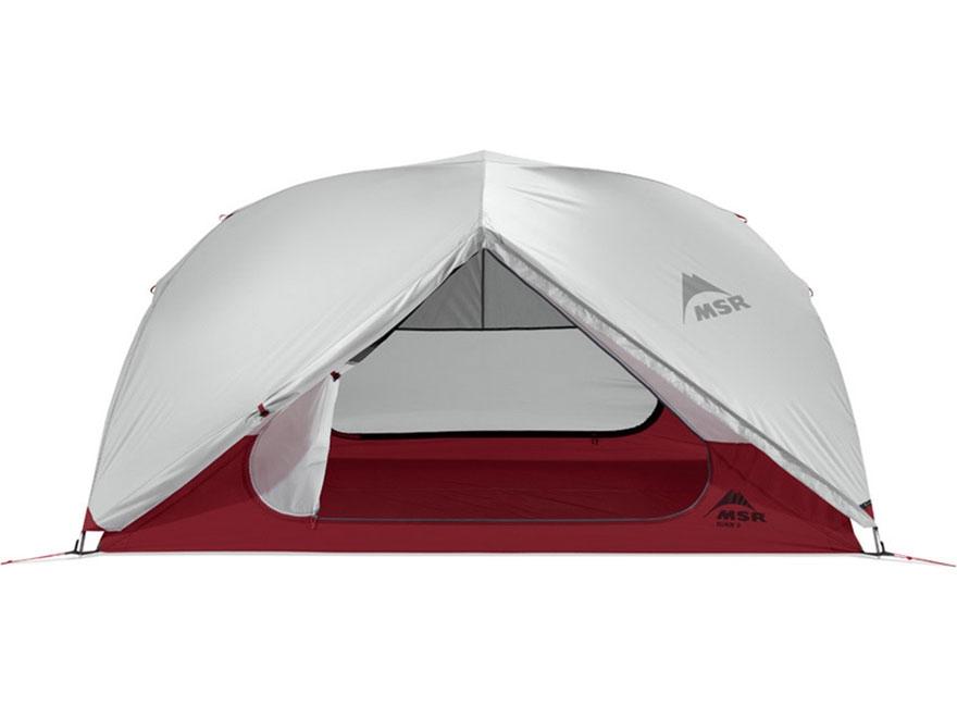 ... Alternate Image 3 ...  sc 1 st  MidwayUSA & MSR Elixir 3 Man Modified Dome Tent 84 x 68 x 41 Polyester - MPN: 2766