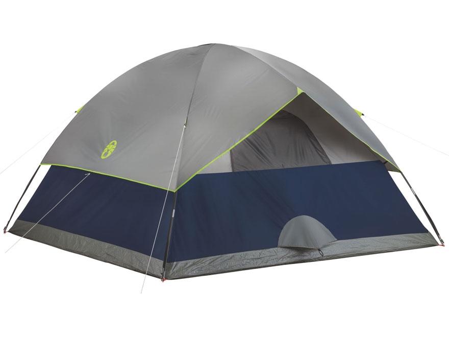 sc 1 st  MidwayUSA & Coleman Sundome 6 Man Dome Tent 120 x 120 x 72 - MPN: 2000024583