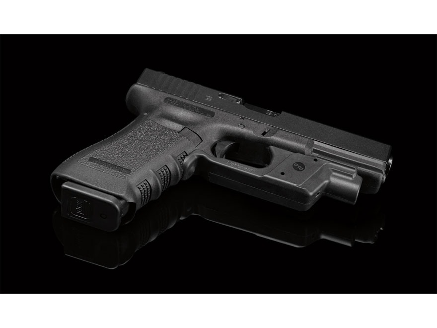 Alternate Image 1; Alternate Image 2; Alternate Image 3  sc 1 st  MidwayUSA & Crimson Trace Lightguard Glock Full Size Compact Gen3 - MPN: LTG-736 azcodes.com
