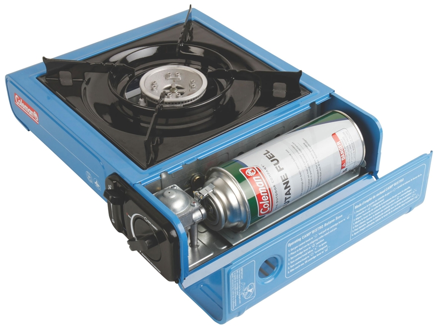 Great Coleman Single Burner Portable Butane Camp Stove