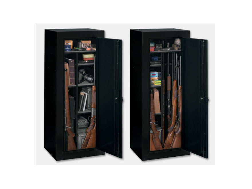 Stack-On Convertible Steel Security 18 Gun Cabinet - MPN: GCB-18C-DS