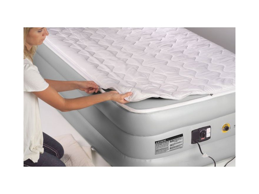 Coleman Double High Pillowtop Quickbed Queen Air Bed Mpn