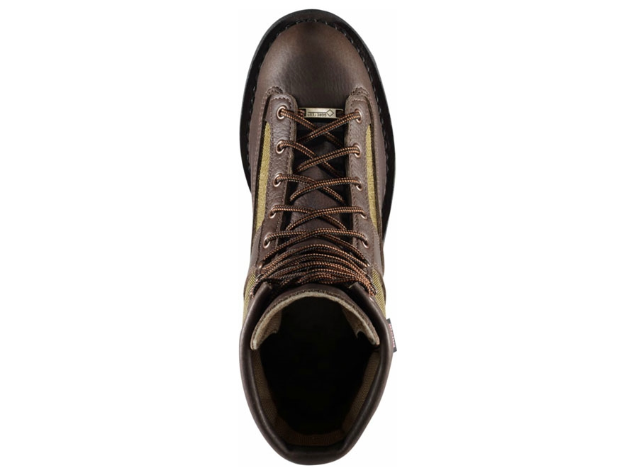 Danner Grouse 8 Waterproof Uninsulated Hunting Boots Leather Brown