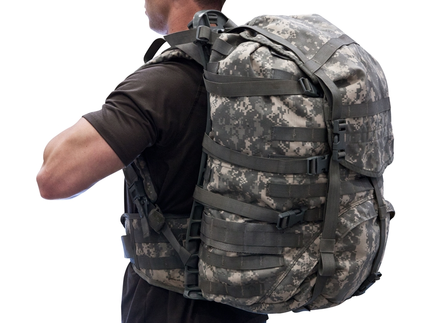 army rucksack assembly instructions