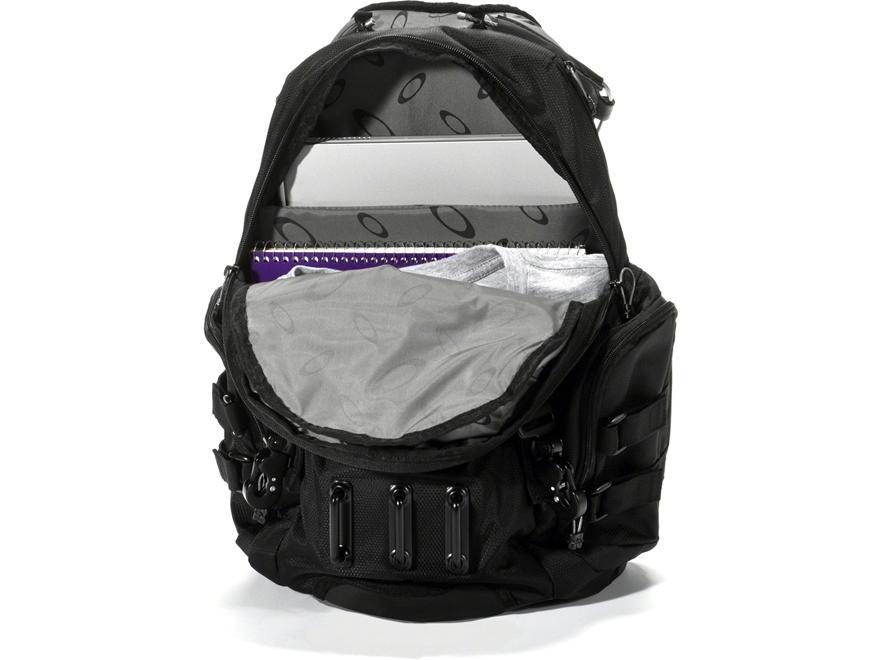 oakley bathroom sink backpack nylon polyester stealth - mpn: 92356-013