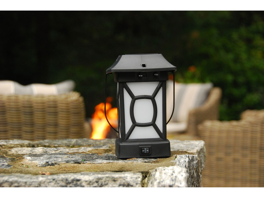 - Thermacell Cambridge Mosquito Repellent Lantern Black