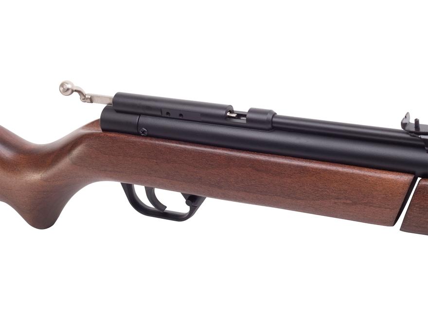 Wooden Pellet Rifles ~ Benjamin pump air rifle cal pellet wood stock matte