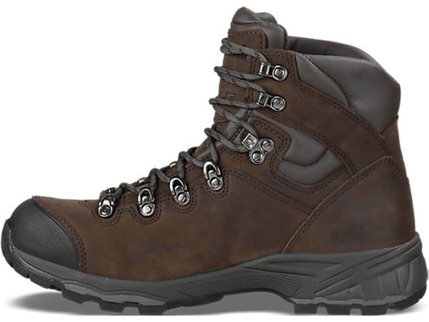 Vasque St. Elias 5 GTX Waterproof Hiking Boots Leather Slate Brown