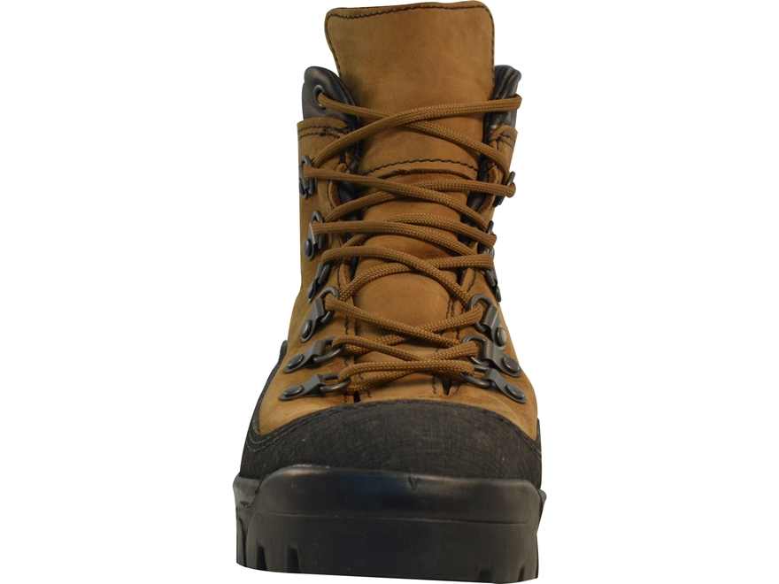 Military Surplus Waterproof Mountain Combat Boot Brown