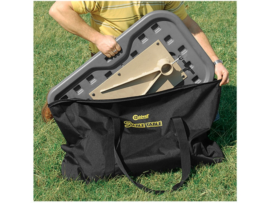 Caldwell Stable Table Carry Bag Mpn 777810