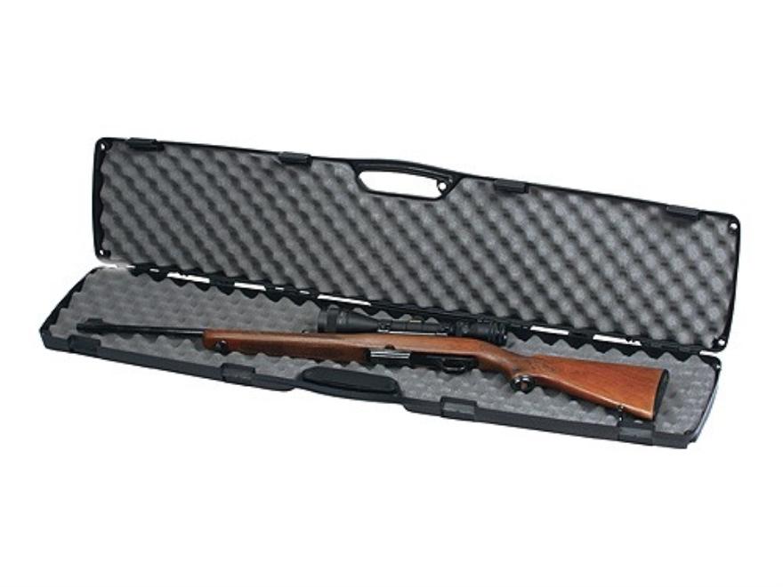 Plano Gun Guard Se Scoped Rifle Case 47 7 8 Polymer Mpn