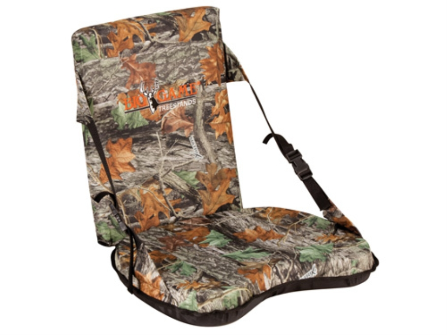 Big Game Complete Ground Seat Nylon Matrix Camo Mpn Gs1105
