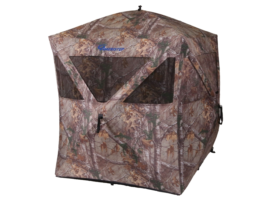 Ameristep Care Taker Ground Blind 69 X 69 X 66 Mpn 1rx2h011