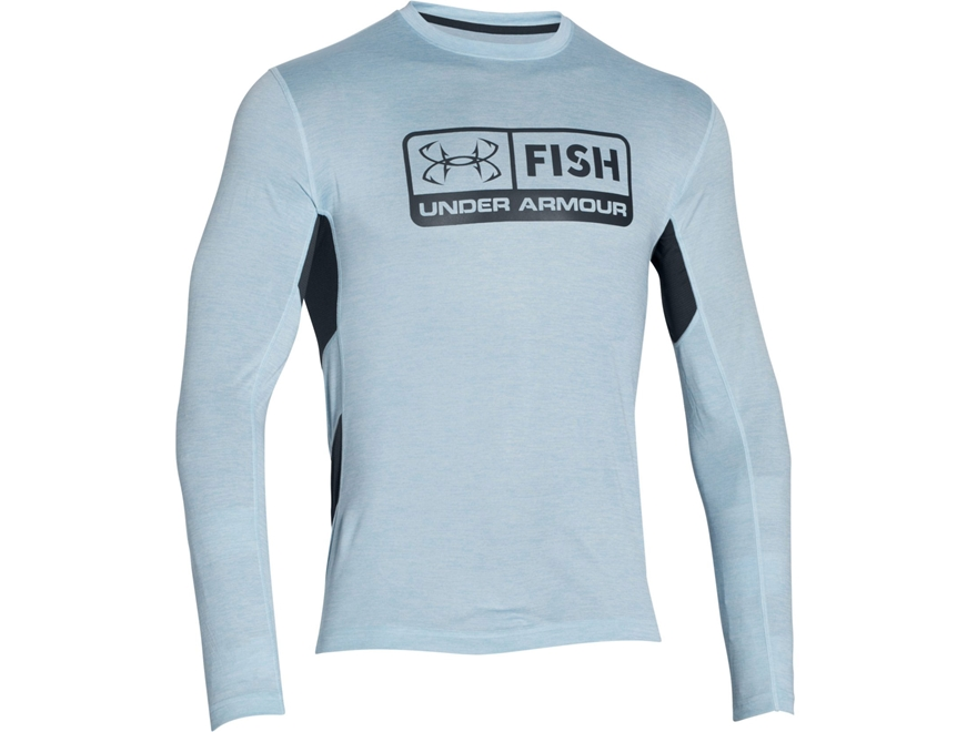 under armour men 39 s ua fish hunter tech shirt long upc
