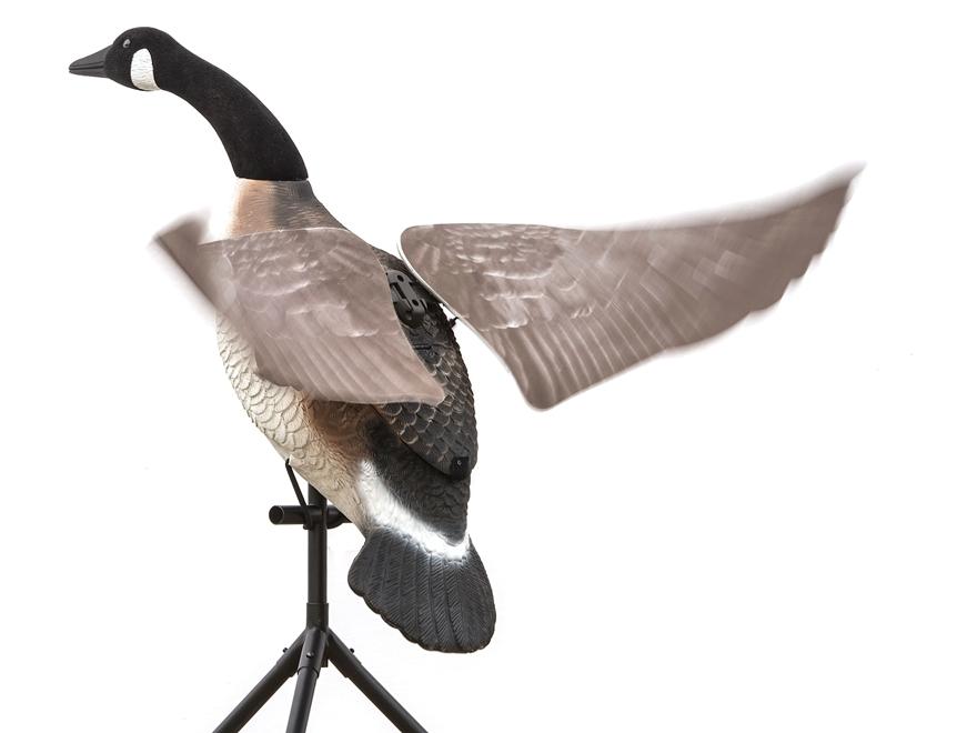 X Goose Decoys Lucky Duck Lucky Flapp...