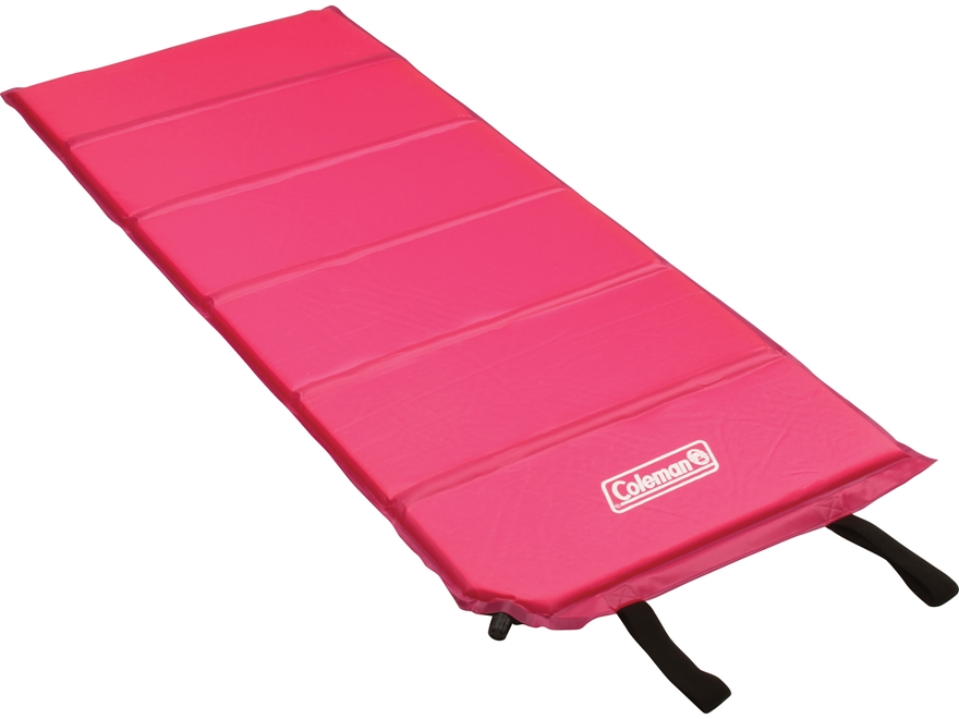 coleman self inflating air mattress instructions