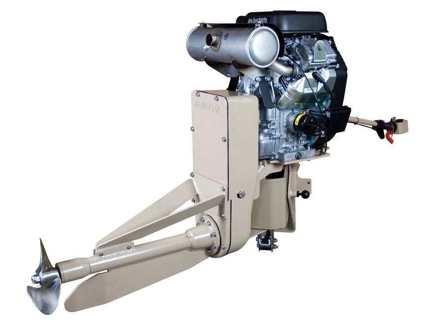 Beavertail 37 Hp Vanguard Efi Surface Drive Gas Powered