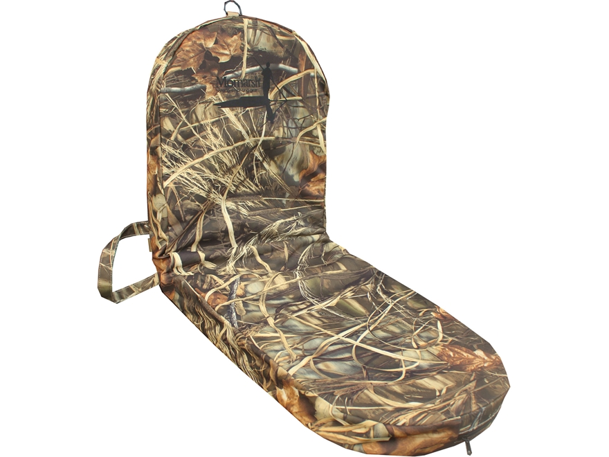 Momarsh Invisilounge Layout Seat Realtree Max 5 Upc