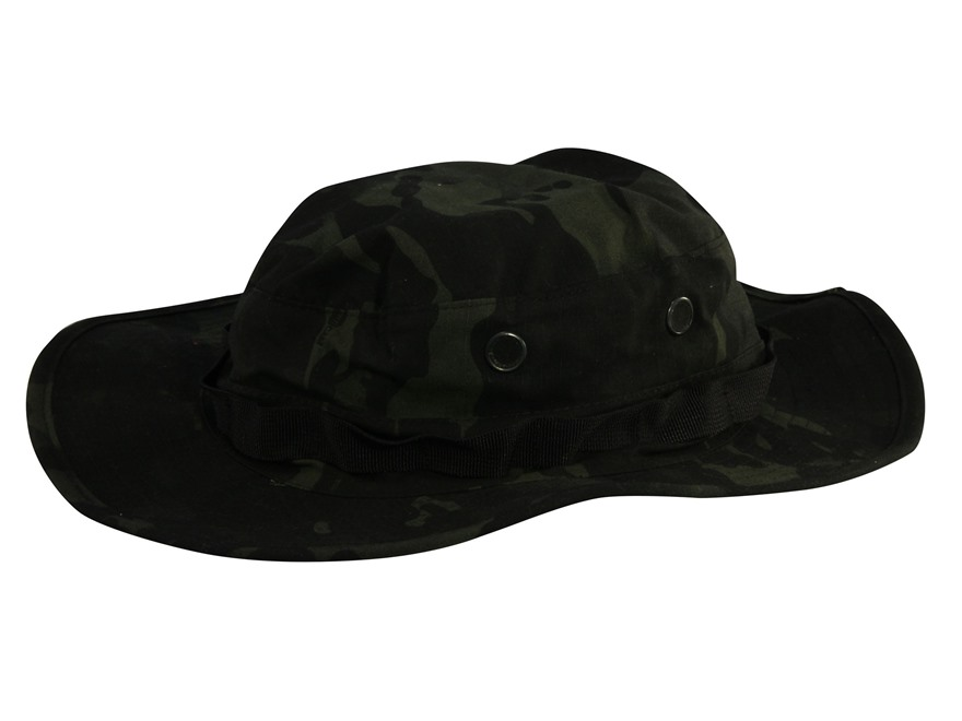 Black Nylon Boonie 90