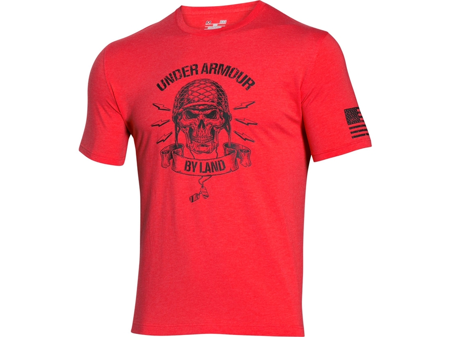 Under Armour Men 39 S Ua Freedom By Land T Shirt Upc