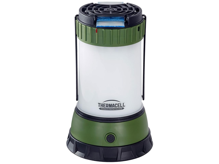 thermacell scout mosquito repellent lantern olive mpn mrclc