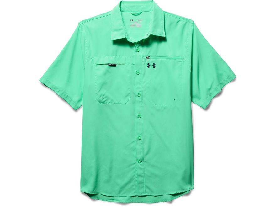 Under armour men 39 s ua fish stalker shirt short upc for Under armour men s ua fish hunter short sleeve shirt