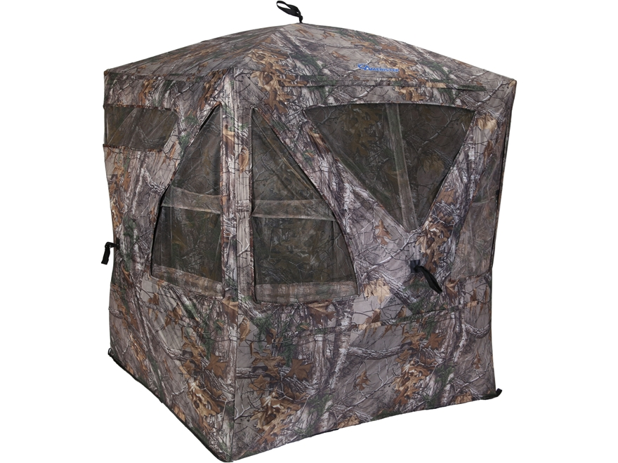 Ameristep Crush Silencer Ground Blind Polyester Mpn