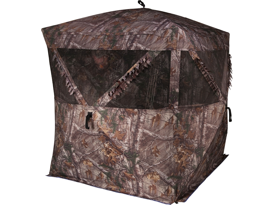 Ameristep Carnivore Hunter Ground Blind Polyester Realtree