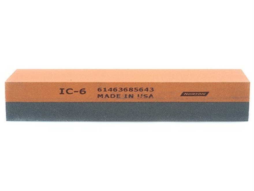 Norton Crystolon India 2 Sided Sharpening Stone 6 X Upc