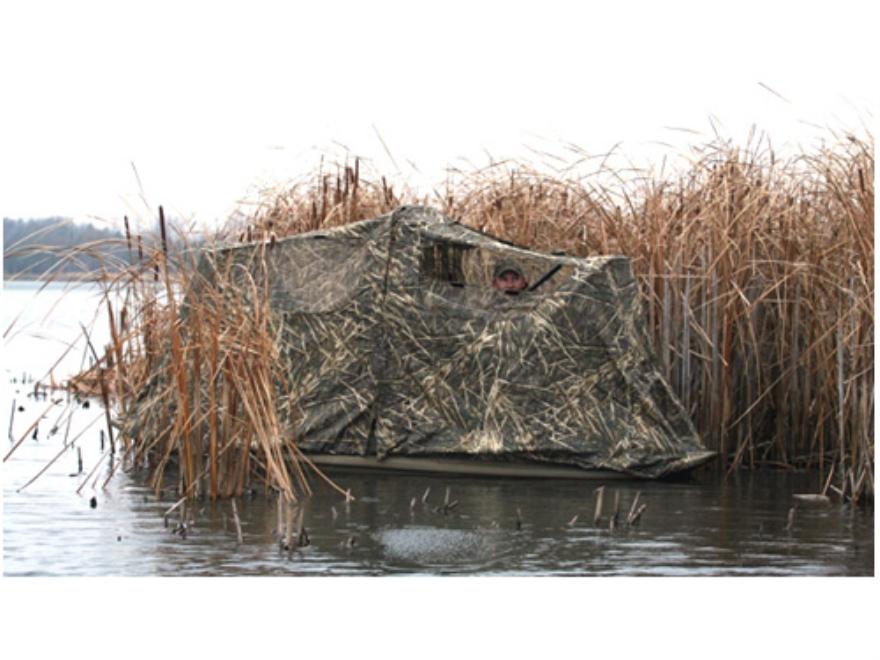 Beavertail Stealth 1200 2000 Boat Blind Nylon Realtree