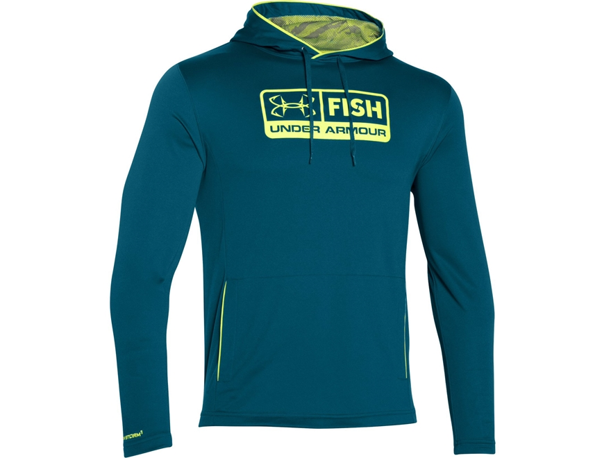 Under armour polyester hoodie