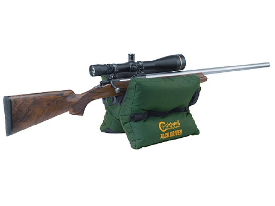 Caldwell Tackdriver Shooting Rest Bag Nylon Green Filled Mpn 569230