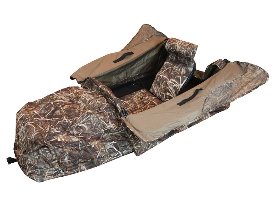 Beavertail Big Gunner Layout Blind 600d Fabric Realtree