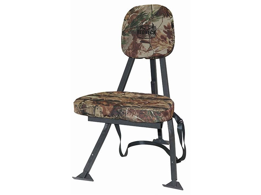 Redneck Blinds Box Blind Chair Mpn Rd Fldchr