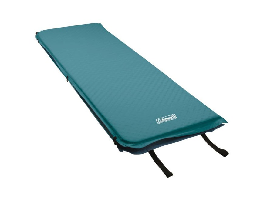 Coleman 4 In 1 Self Inflating Air Mattress Green Mpn