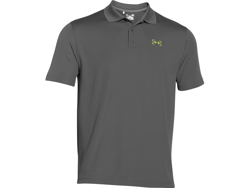 Under armour men 39 s ua fish hook polo short sleeve for Under armour fish hook