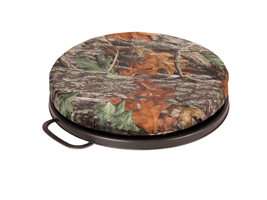 Big Game 5 Gallon Bucket Swivel Seat Lid Epic Camo Mpn Gs0205