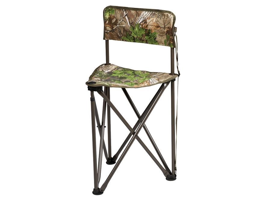 Hunter S Specialties Tripod Ground Blind Chair Realtree