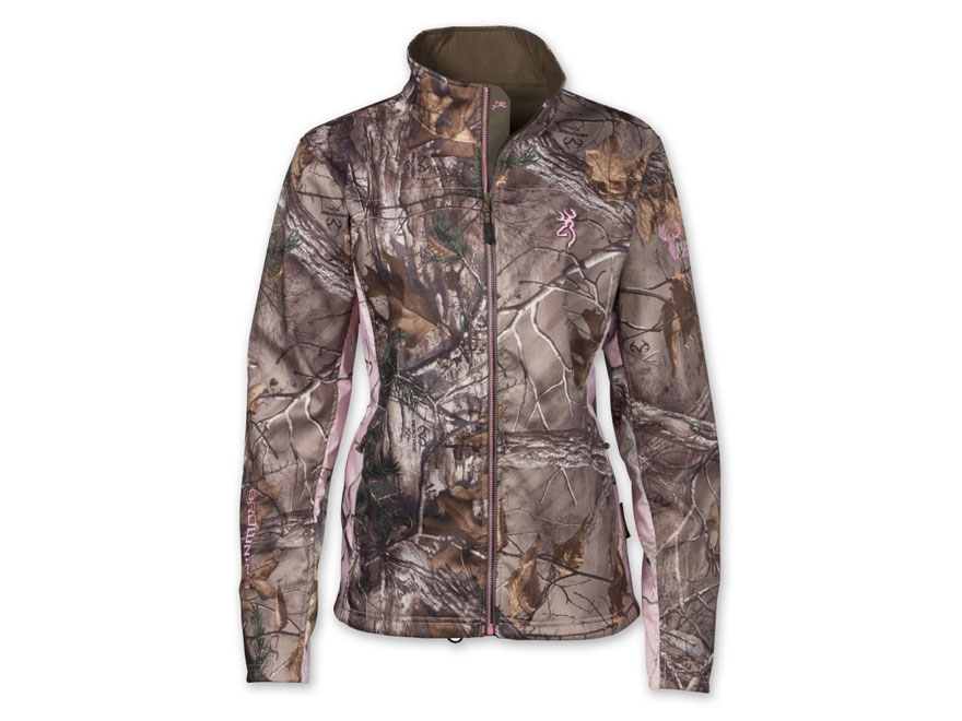 Browning Women's Hell's Belles Ultra-Lite Jacket - MPN ... Pink Realtree Camo Browning