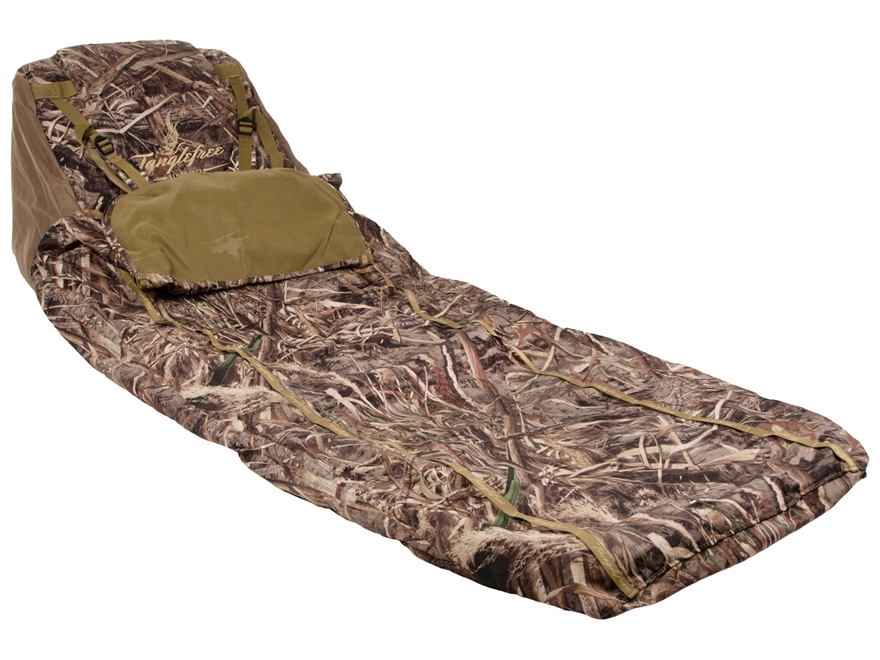 Tanglefree Ground Ghost Layout Blind Realtree Max 5 Mpn