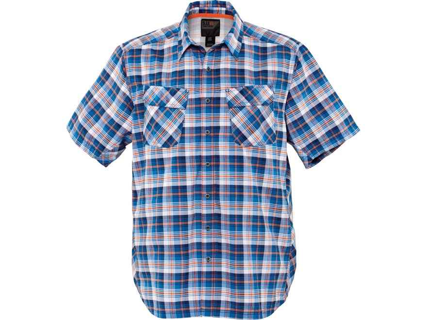 Men 39 s slipstream covert button up shirt short mpn for Polyester button up shirt