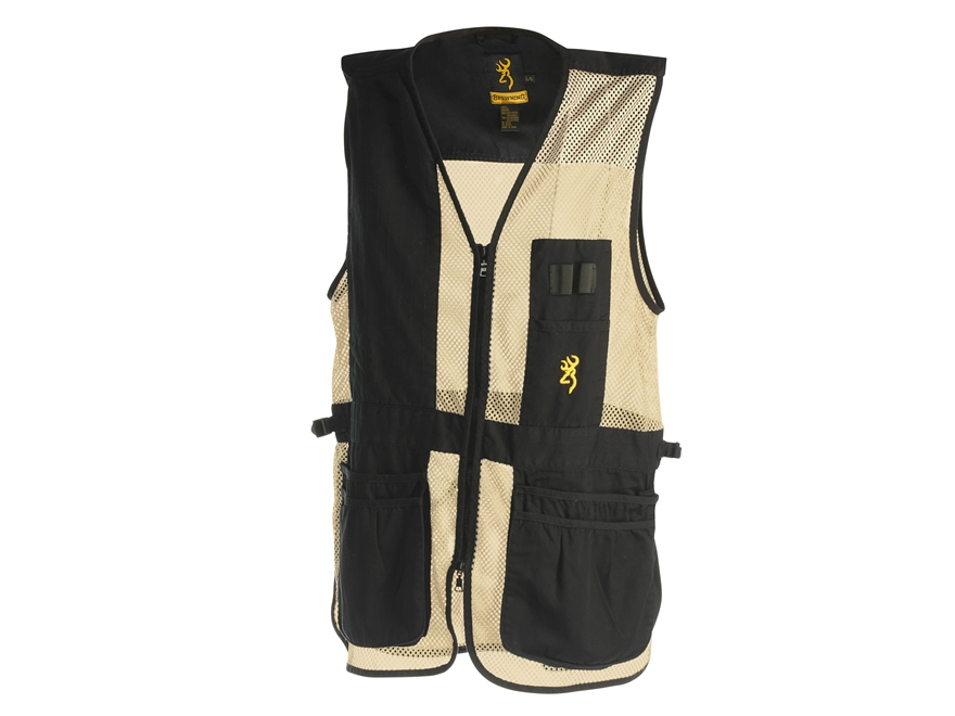 trapper creek men Men all men camo the browning trapper creek mesh half vest allows all the same pockets browning trapper creek mesh shooting vest-black $4999.