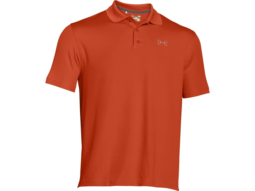 Under armour men 39 s ua fish hook polo short sleeve upc for Under armour fish hook