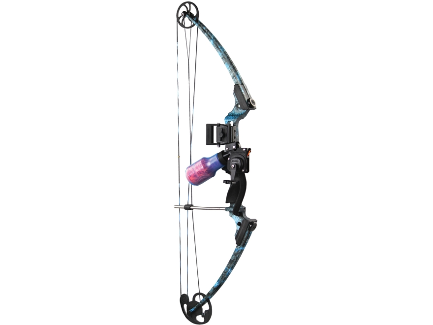 Ams fish hawk bowfishing bow package retriever pro mpn for Bow fishing reel