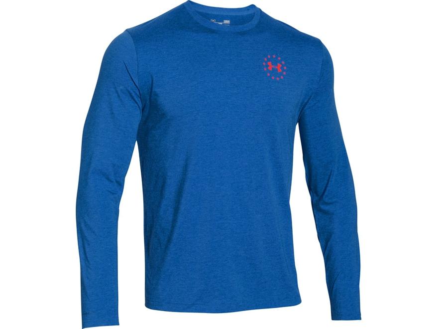 under armour men 39 s ua freedom flag shirt long sleeve